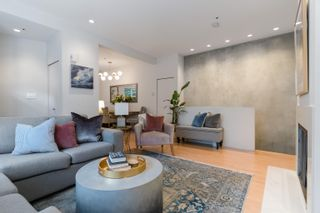 """Photo 4: 819 W 7TH Avenue in Vancouver: Fairview VW Townhouse for sale in """"Ballentyne Square"""" (Vancouver West)  : MLS®# R2620009"""