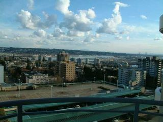 "Photo 8: 1503 739 PRINCESS ST in New Westminster: Uptown NW Condo for sale in ""BERKLEY PLACE"" : MLS®# V579356"