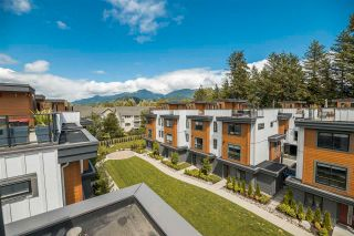 """Photo 30: 22 39769 GOVERNMENT Road in Squamish: Northyards Townhouse for sale in """"BREEZE"""" : MLS®# R2586789"""