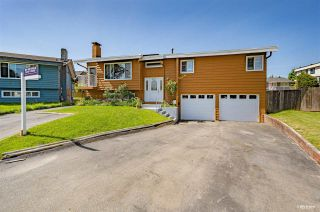 Photo 1: 9073 BUCHANAN Place in Surrey: Queen Mary Park Surrey House for sale : MLS®# R2591307