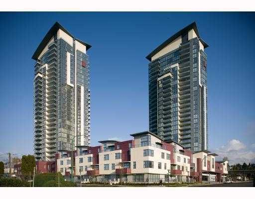 Main Photo: 702 5611 GORING AVENUE in LEGACY Tower 2: Home for sale