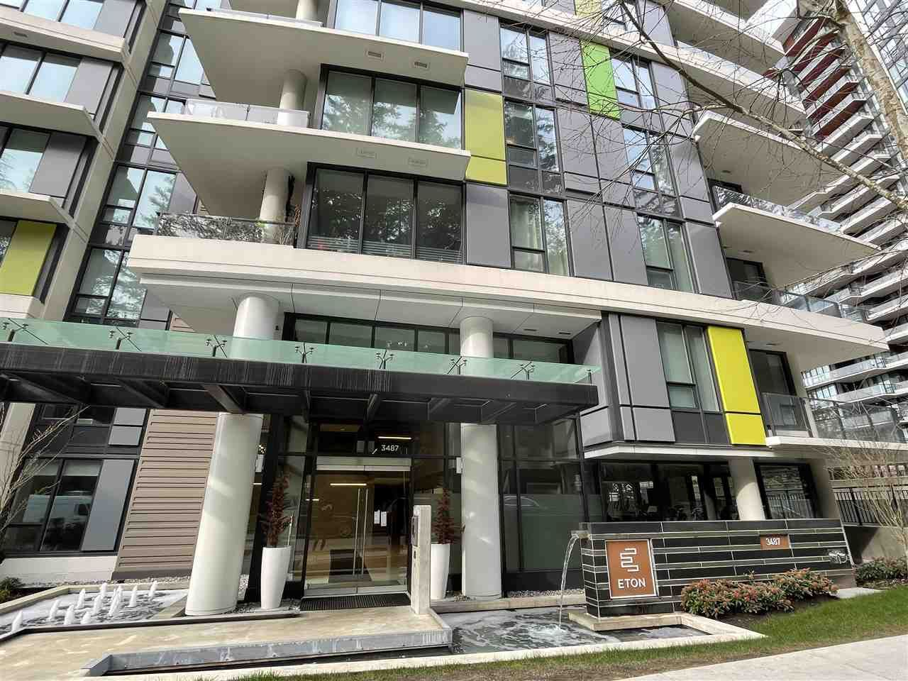 Main Photo: 506 3487 BINNING Road in Vancouver: University VW Condo for sale (Vancouver West)  : MLS®# R2544108