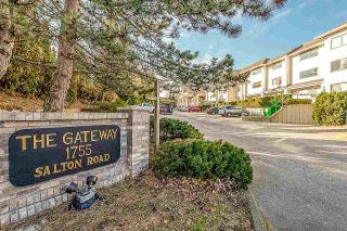 """Photo 2: 117 1755 SALTON Road in Abbotsford: Central Abbotsford Condo for sale in """"THE GATEWAY"""" : MLS®# R2438993"""