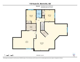 Photo 46: 118 Houle Drive: Morinville House for sale : MLS®# E4239851
