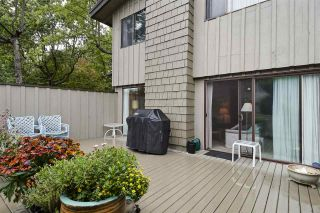 """Photo 17: 104 3180 E 58TH Avenue in Vancouver: Champlain Heights Townhouse for sale in """"HIGHGATE"""" (Vancouver East)  : MLS®# R2405144"""