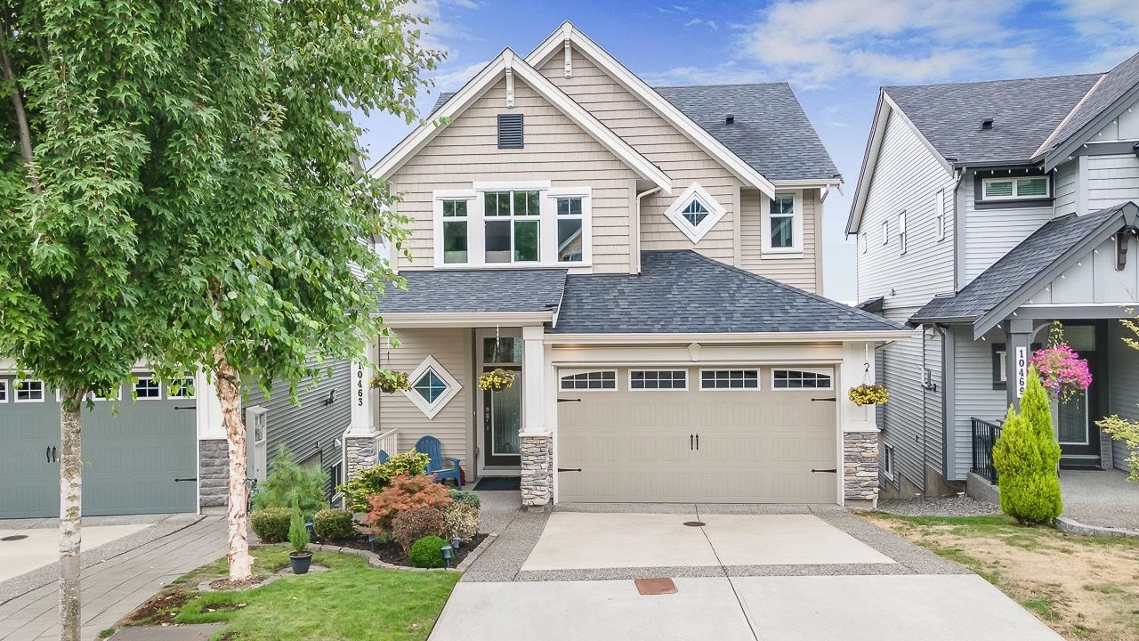 "Main Photo: 10463 MCEACHERN Street in Maple Ridge: Albion House for sale in ""Robertson Heights"" : MLS®# R2611538"