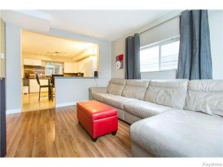 Photo 8: 381 Kingsbury Avenue in Winnipeg: West Kildonan Residential for sale (4D)  : MLS®# 1627629