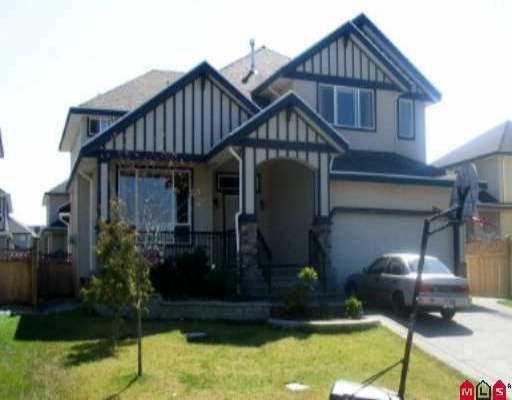 "Main Photo: 16522 64TH AV in Surrey: Cloverdale BC House for sale in ""CLOVER RIDGE"" (Cloverdale)  : MLS®# F2518377"