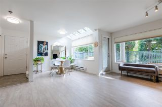 """Photo 2: 3352 MARQUETTE Crescent in Vancouver: Champlain Heights Townhouse for sale in """"Champlain Ridge"""" (Vancouver East)  : MLS®# R2559726"""