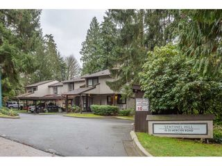 "Main Photo: 21 MERCIER Road in Port Moody: North Shore Pt Moody Townhouse for sale in ""SENTINEL HILL"" : MLS®# R2421909"