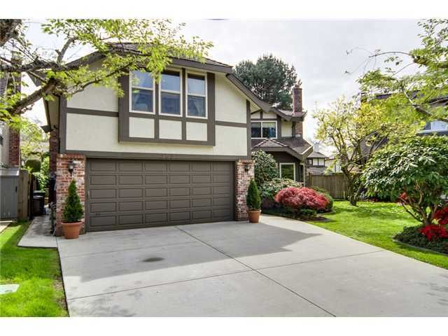Main Photo: 5637 Sandiford Pl Place in Richmond: House for sale : MLS®# v064541