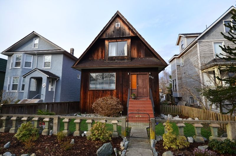 FEATURED LISTING: 535 11TH Avenue East Vancouver