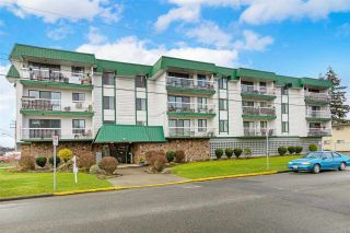 """Photo 1: 203 46374 MARGARET Avenue in Chilliwack: Chilliwack E Young-Yale Condo for sale in """"Mountainview"""" : MLS®# R2555865"""