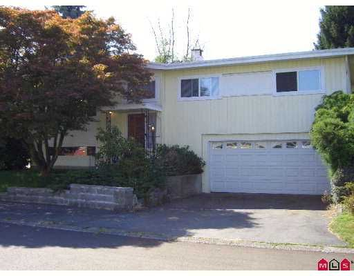 Main Photo: 11025 SWAN in Surrey: Bolivar Heights House for sale (North Surrey)  : MLS®# F2618337