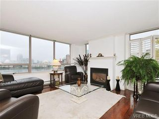 Photo 2: 903 630 Montreal St in VICTORIA: Vi James Bay Condo for sale (Victoria)  : MLS®# 690445