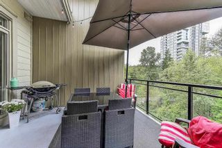 """Photo 15: 403 201 MORRISSEY Road in Port Moody: Port Moody Centre Condo for sale in """"SUTER BROOK"""" : MLS®# R2305965"""