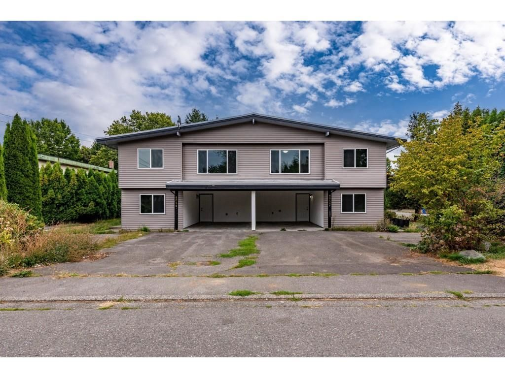 Main Photo: 9050 CHARLES Street in Chilliwack: Chilliwack E Young-Yale 1/2 Duplex for sale : MLS®# R2612712