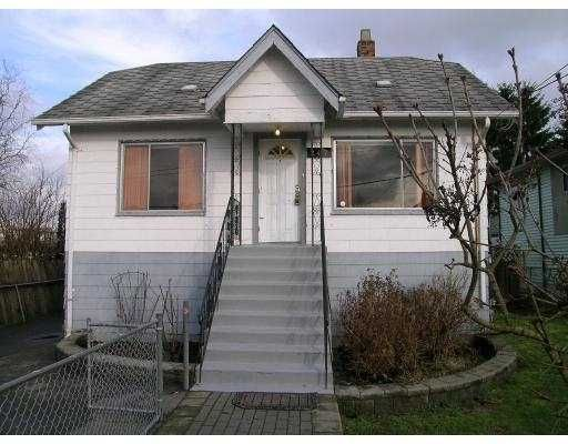 Photo 1: Photos: 247 BOYNE Street in New Westminster: Queensborough House for sale : MLS®# V629716