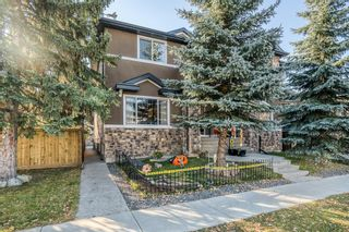 Main Photo: 2 441 20 Avenue NE in Calgary: Winston Heights/Mountview Row/Townhouse for sale : MLS®# A1155707