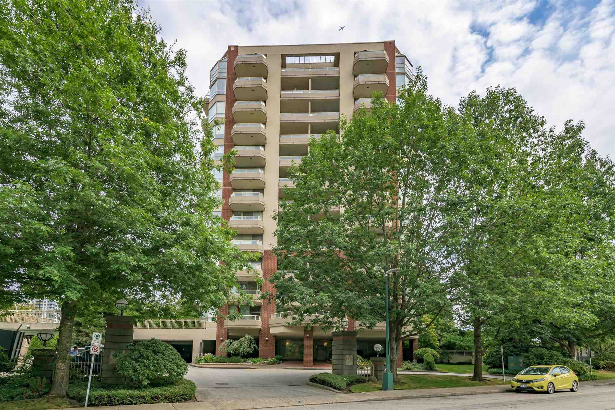 """Main Photo: 1401 728 FARROW Street in Coquitlam: Coquitlam West Condo for sale in """"THE VICTORIA"""" : MLS®# R2615321"""