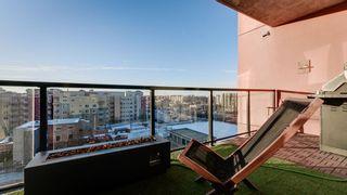 Photo 37: 702 10319 111 Street in Edmonton: Zone 12 Condo for sale : MLS®# E4235871