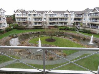 """Photo 2: 203 5556 201A Street in Langley: Langley City Condo for sale in """"MICHAUD GARDENS"""" : MLS®# R2153559"""