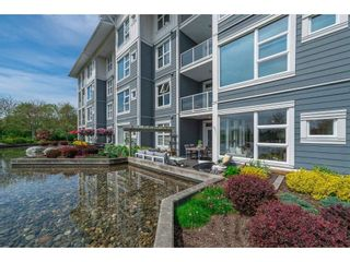 """Photo 20: 102 4500 WESTWATER Drive in Richmond: Steveston South Condo for sale in """"COPPER SKY WEST"""" : MLS®# R2266032"""