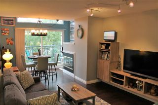 Photo 1: 404 2435 WELCHER AVENUE in Port Coquitlam: Central Pt Coquitlam Townhouse for sale : MLS®# R2311555