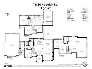 Photo 35: 11650 HODGKIN Road in Mission: Lake Errock House for sale : MLS®# R2571059