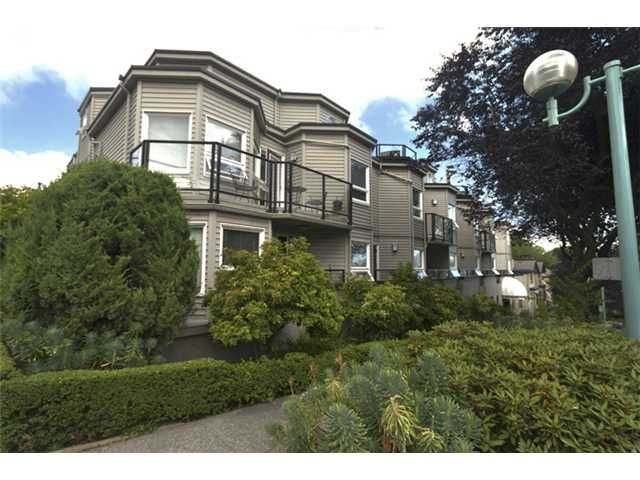 "Main Photo: 21 1101 W 8TH Avenue in Vancouver: Fairview VW Condo for sale in ""SAN FRANCISCAN ll"" (Vancouver West)  : MLS®# V905265"