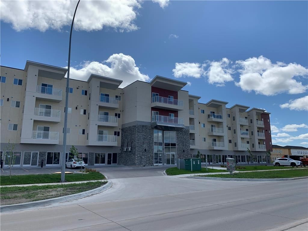 Main Photo: 409 1730 Leila Avenue in Winnipeg: Maples Condominium for sale (4H)  : MLS®# 202100061