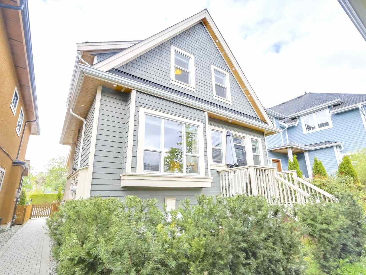 Main Photo: 1180 E KING EDWARD Avenue in Vancouver: Knight 1/2 Duplex for sale (Vancouver East)  : MLS®# R2310356