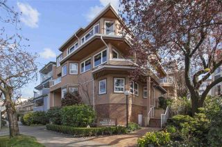 "Main Photo: C 1244 W 7TH Avenue in Vancouver: Fairview VW Townhouse for sale in ""VILLA ESMERALDA"" (Vancouver West)  : MLS®# R2563320"