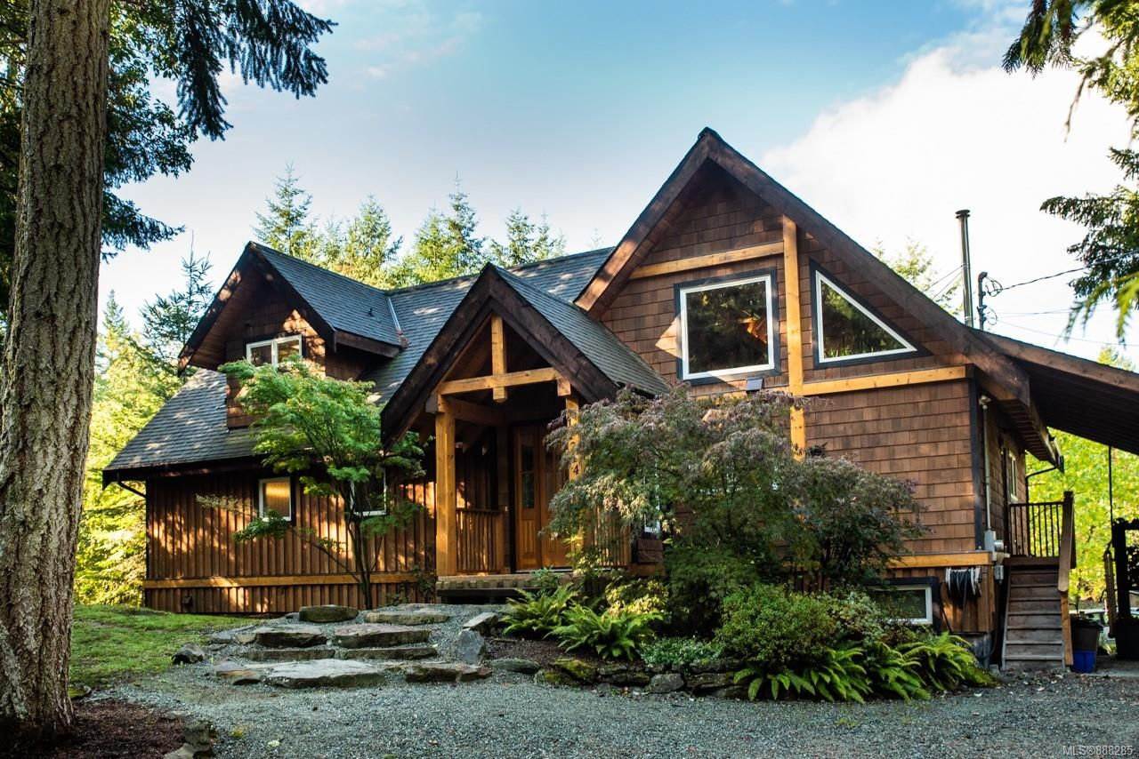 Main Photo: 11214 Willow Rd in : NS Lands End House for sale (North Saanich)  : MLS®# 888285