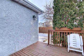Photo 45: 5931 189 Street in Edmonton: Zone 20 Townhouse for sale : MLS®# E4233083
