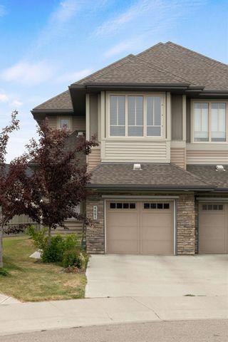 Photo 2: 4091 ALLAN Crescent in Edmonton: Zone 56 House Half Duplex for sale : MLS®# E4255510