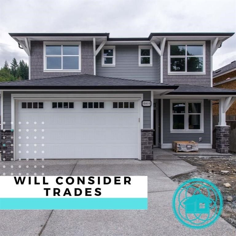 """Main Photo: 45414 ARIEL Place: Cultus Lake House for sale in """"Riverstone Heights"""" : MLS®# R2411796"""