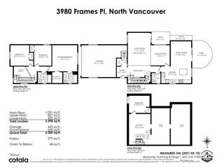 Photo 34: 3980 FRAMES Place in North Vancouver: Indian River House for sale : MLS®# R2578659