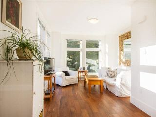 """Photo 4: 1769 E 20TH Avenue in Vancouver: Victoria VE Townhouse for sale in """"Cedar Cottage Townhouses"""" (Vancouver East)  : MLS®# V1094982"""
