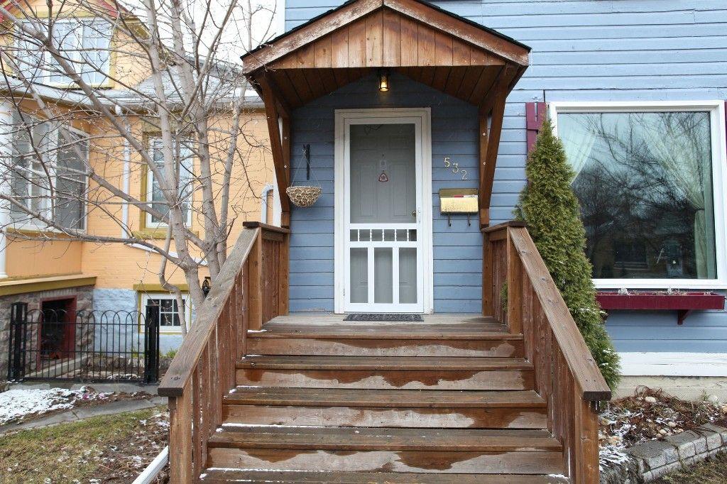 Photo 40: Photos: 532 Telfer Street South in Winnipeg: Wolseley Single Family Detached for sale (West Winnipeg)  : MLS®# 1307814