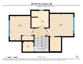 Photo 34: 202 702 4th Street: Canmore Row/Townhouse for sale : MLS®# A1125774