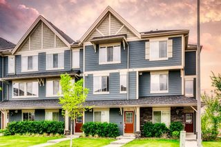 Photo 1: 54 Evansview Road NW in Calgary: Evanston Row/Townhouse for sale : MLS®# A1116817