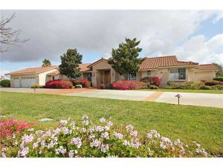 Main Photo: VALLEY CENTER House for sale : 4 bedrooms : 9790 Megan Terrace in Escondido
