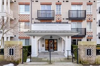 "Photo 2: 302 608 COMO LAKE Avenue in Coquitlam: Coquitlam West Condo for sale in ""GEORGIA"" : MLS®# R2540108"