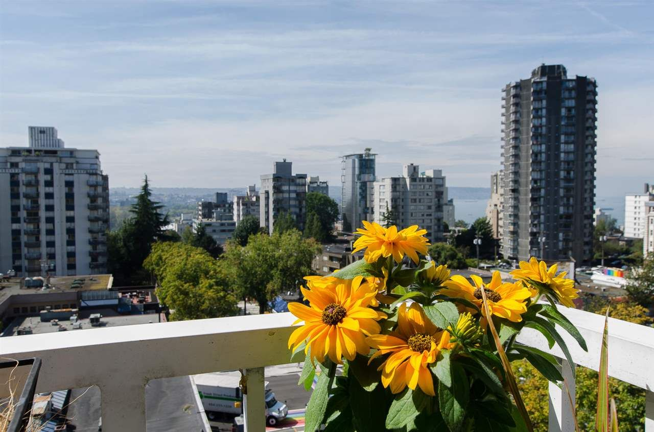 Photo 12: Photos: 802 1150 BUTE Street in Vancouver: West End VW Condo for sale (Vancouver West)  : MLS®# R2191092
