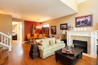 "Photo 5: 2940 PANORAMA Drive in Coquitlam: Westwood Plateau Townhouse for sale in ""SILVER OAKS"" : MLS®# R2296635"