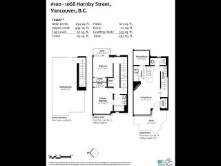 Photo 27: 100 1068 HORNBY STREET in Vancouver: Downtown VW Townhouse for sale (Vancouver West)  : MLS®# R2615995