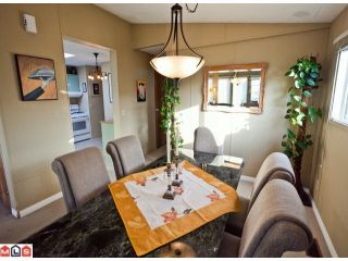 """Photo 4: 55 2303 CRANLEY Drive in White Rock: King George Corridor Manufactured Home for sale in """"SUNNYSIDE ESTATES"""" (South Surrey White Rock)  : MLS®# F1125566"""