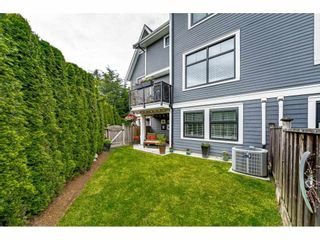 """Photo 33: 11 3303 ROSEMARY HEIGHTS Crescent in Surrey: Morgan Creek Townhouse for sale in """"Rosemary Gate"""" (South Surrey White Rock)  : MLS®# R2584142"""