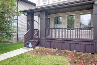 Photo 2: 356 SECORD Boulevard in Edmonton: Zone 58 House Half Duplex for sale : MLS®# E4250504